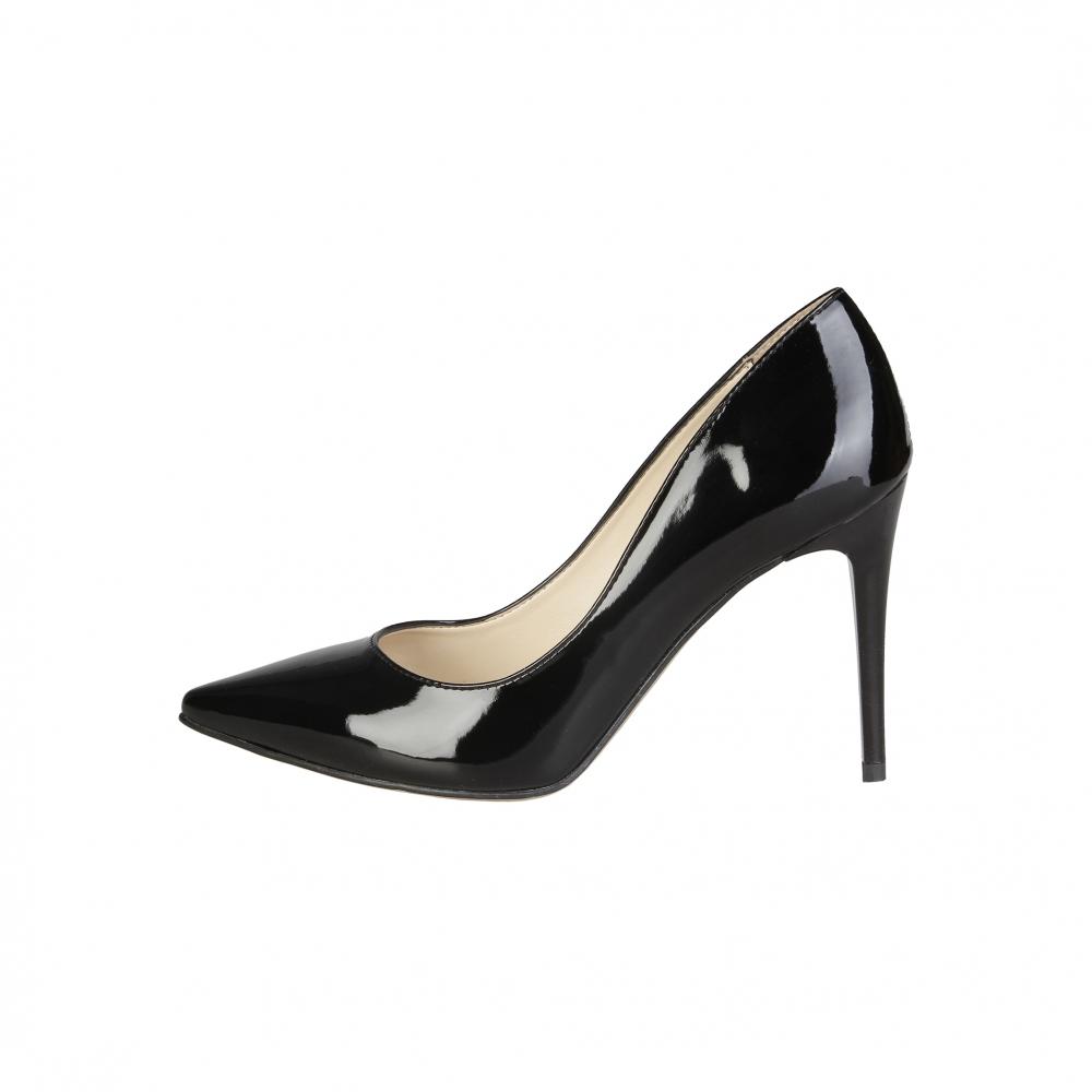 Pantofi cu toc V 1969 VIOLAINE Negru