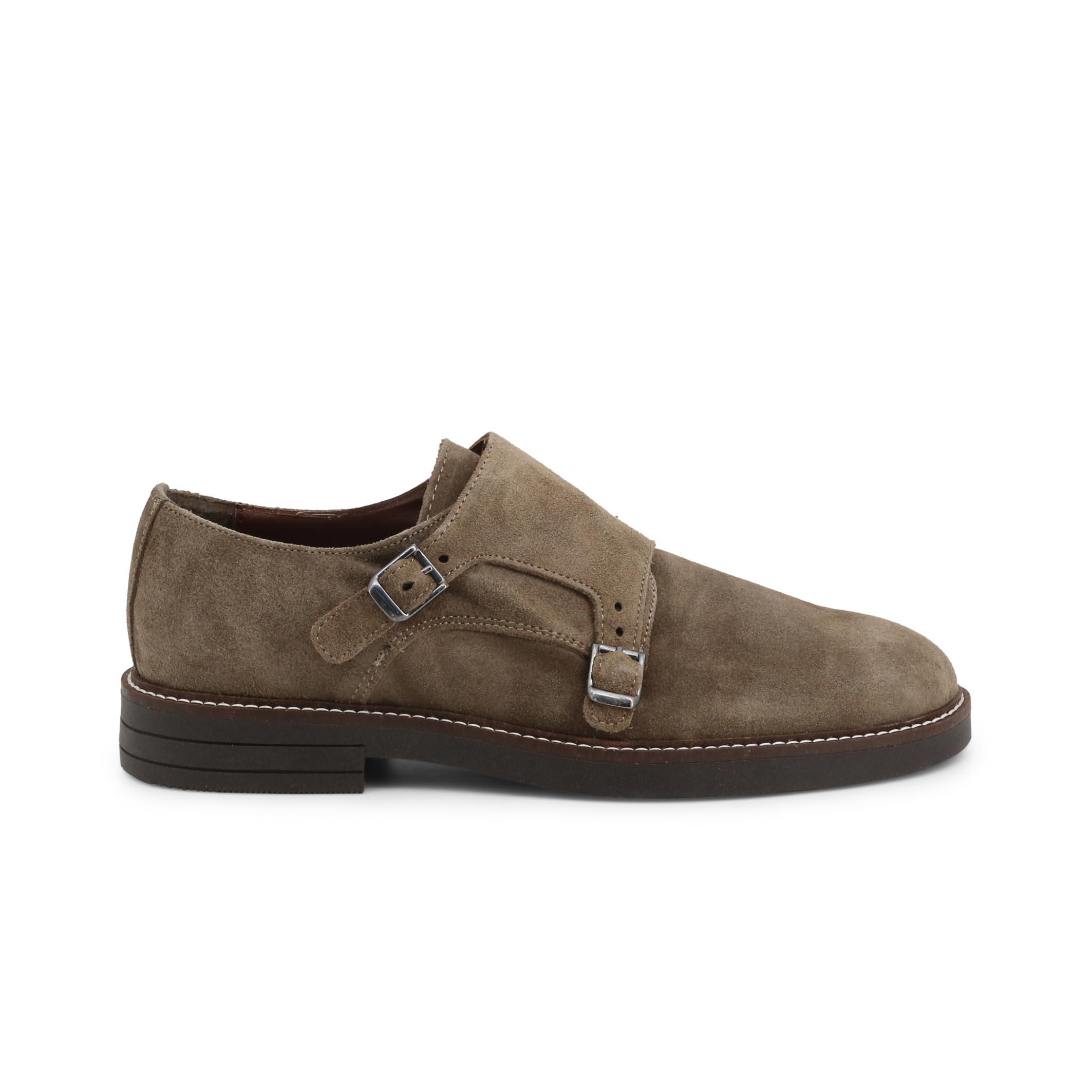 Pantofi Duca Di Morrone 600_CAMOSCIO Maro