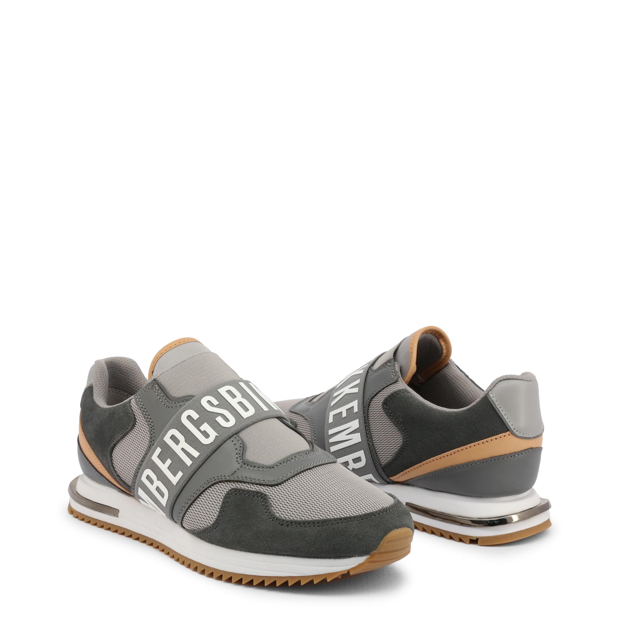 Pantofi sport Bikkembergs HALED_B4BKM0071 Gri