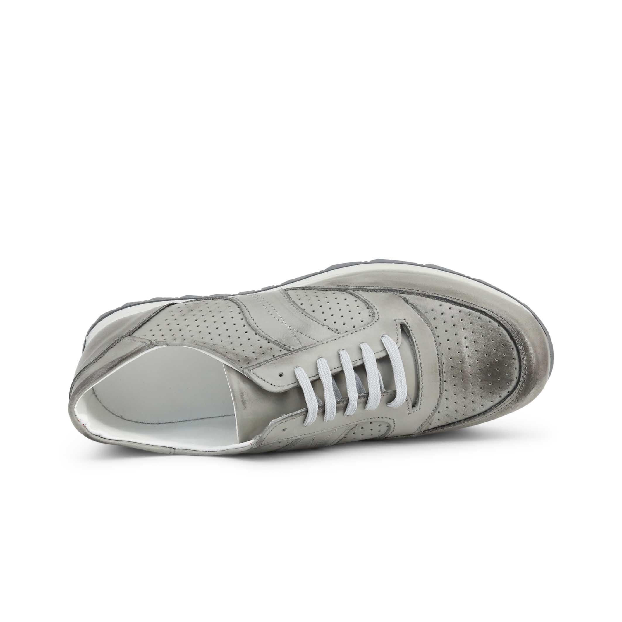 Pantofi sport Duca Di Morrone 405_MORATA_CRUST Gri