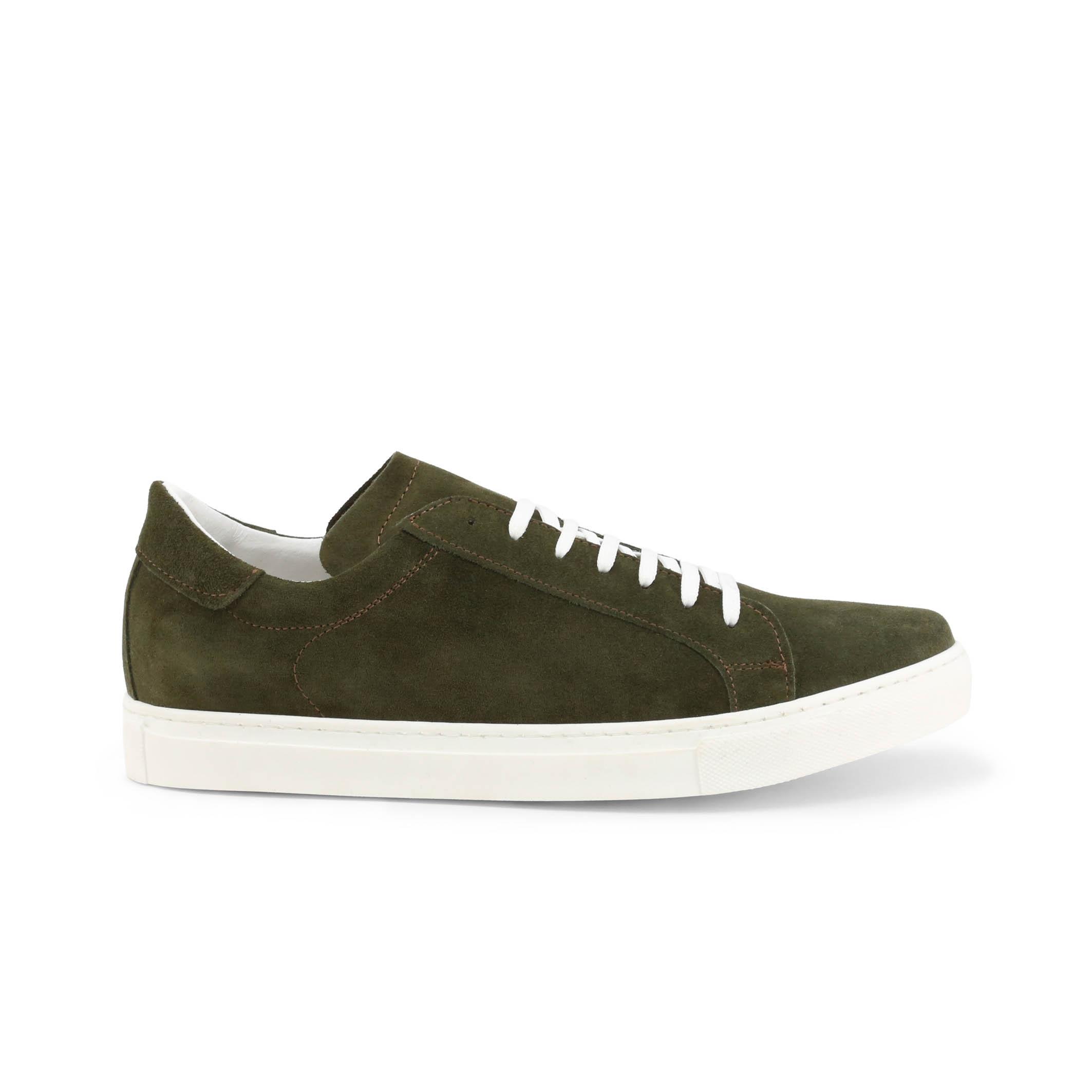 Pantofi sport Duca Di Morrone BRANDO-CAM Verde