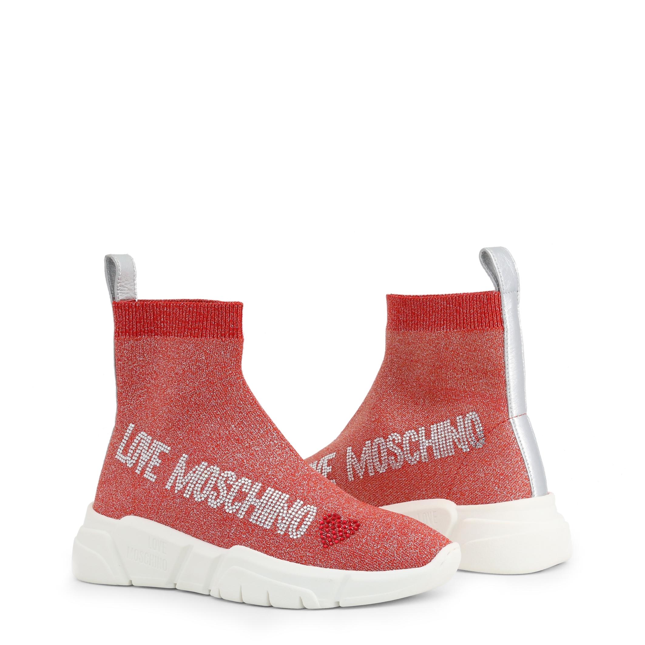 Pantofi sport Love Moschino JA15103G1AIR Rosu