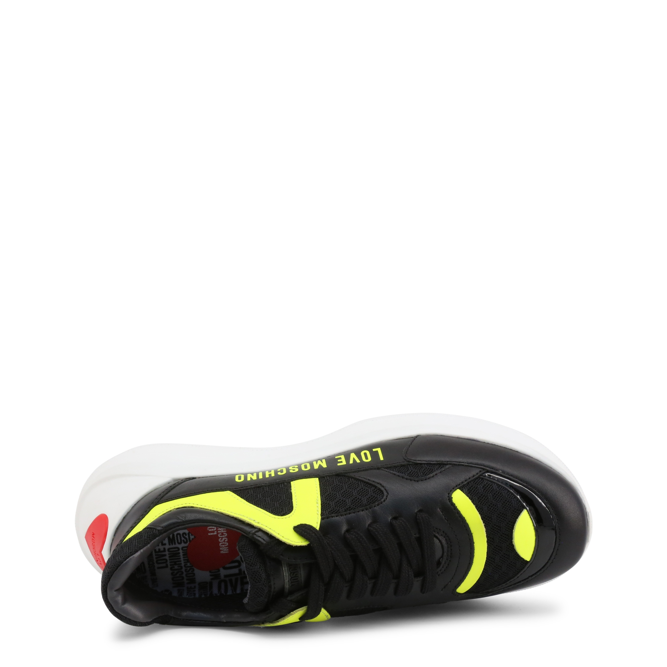 Pantofi sport Love Moschino JA15306G1CIV2 Negru