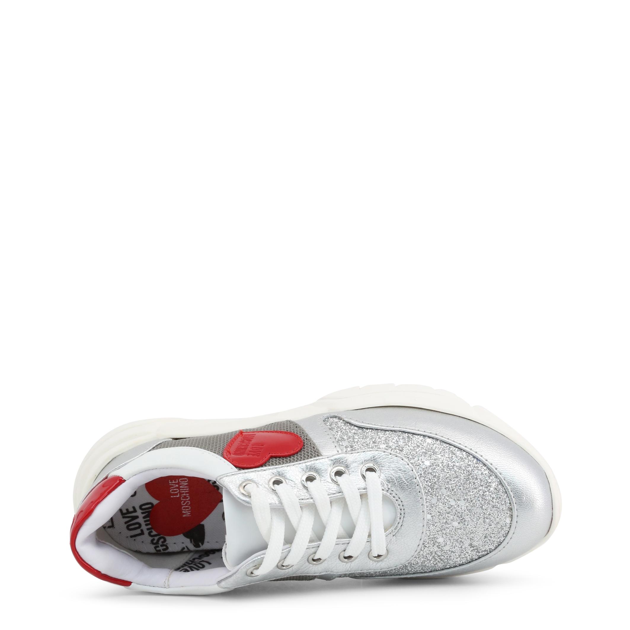 Pantofi sport Love Moschino JA15453G1AIQ Gri