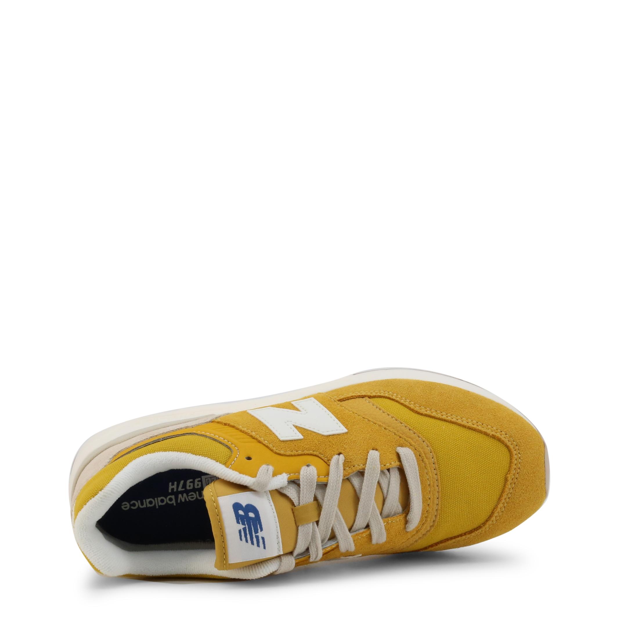 Pantofi sport New Balance GR997 Galben