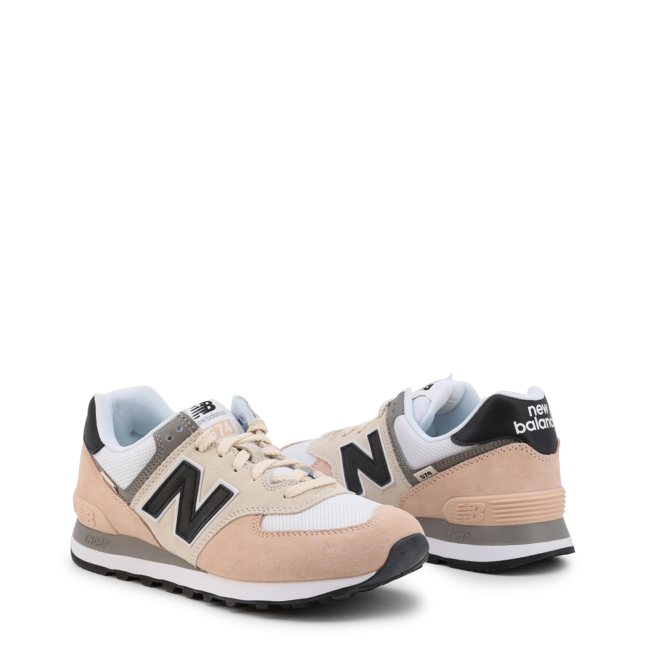Pantofi sport New Balance WL574 Roz