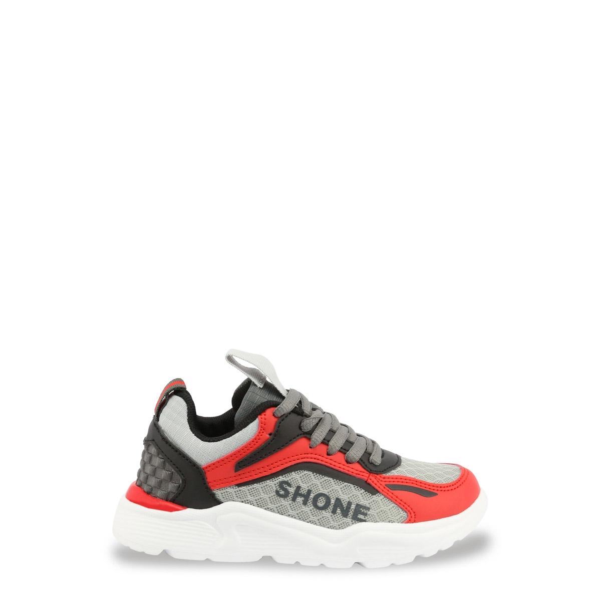 Pantofi sport Shone 903-001 Rosu