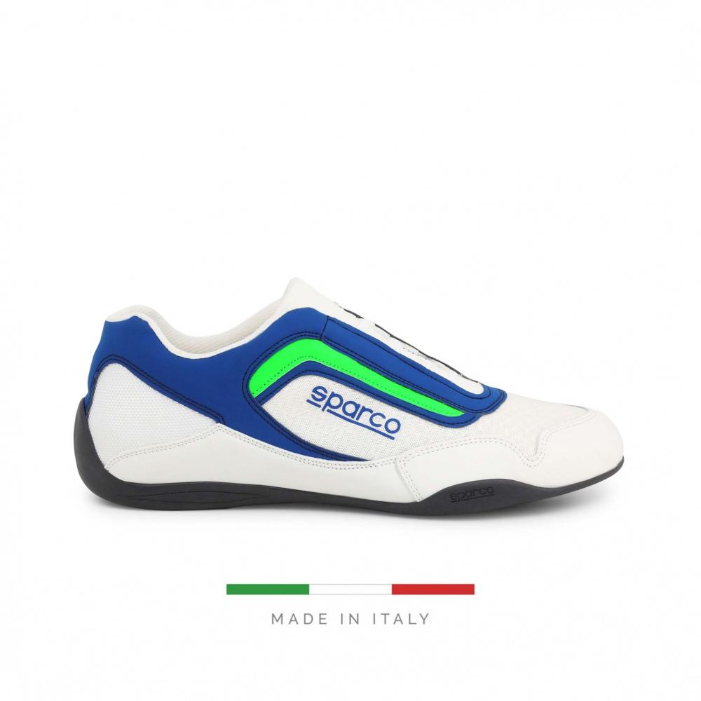 Pantofi sport Sparco JEREZ-N Alb