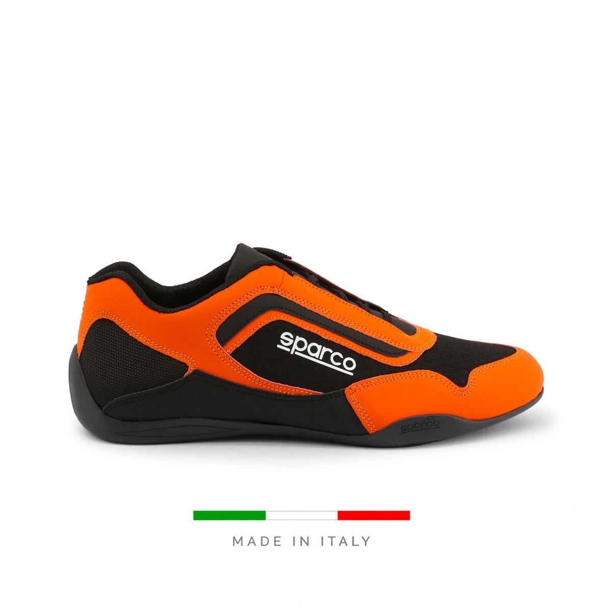Pantofi sport Sparco JEREZ-N Portocaliu