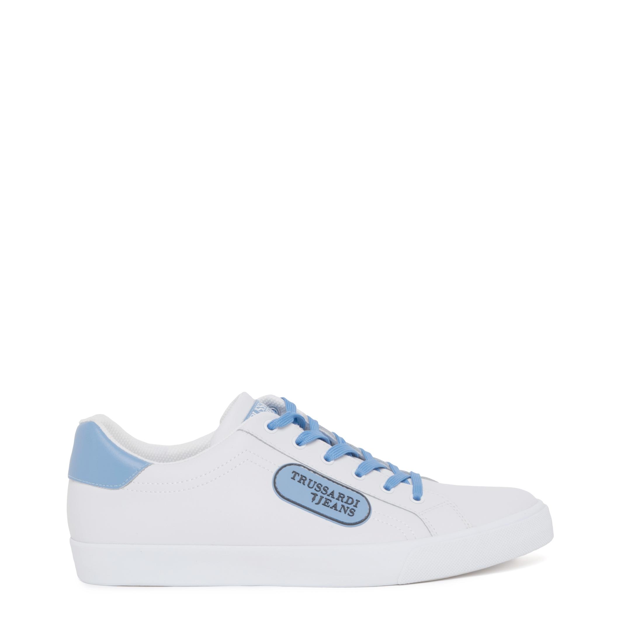 Pantofi sport Trussardi 77A00146 Alb