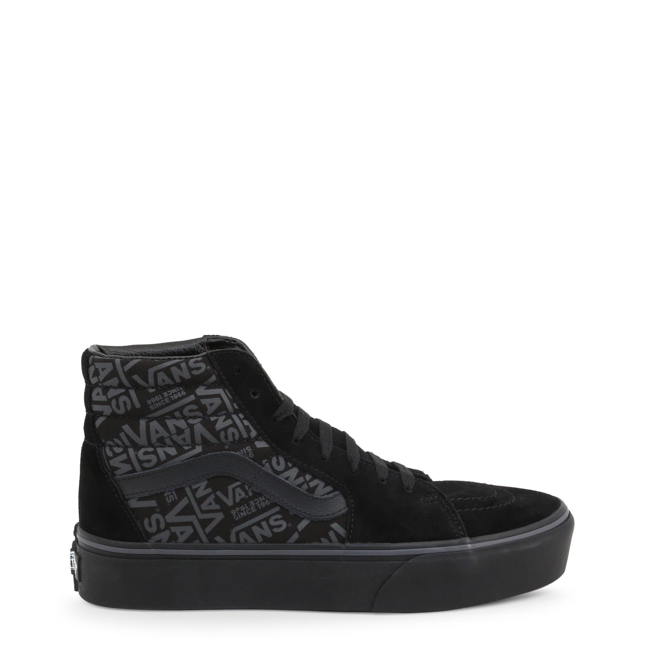 Pantofi sport Vans SK8-HIPLATFORM Negru