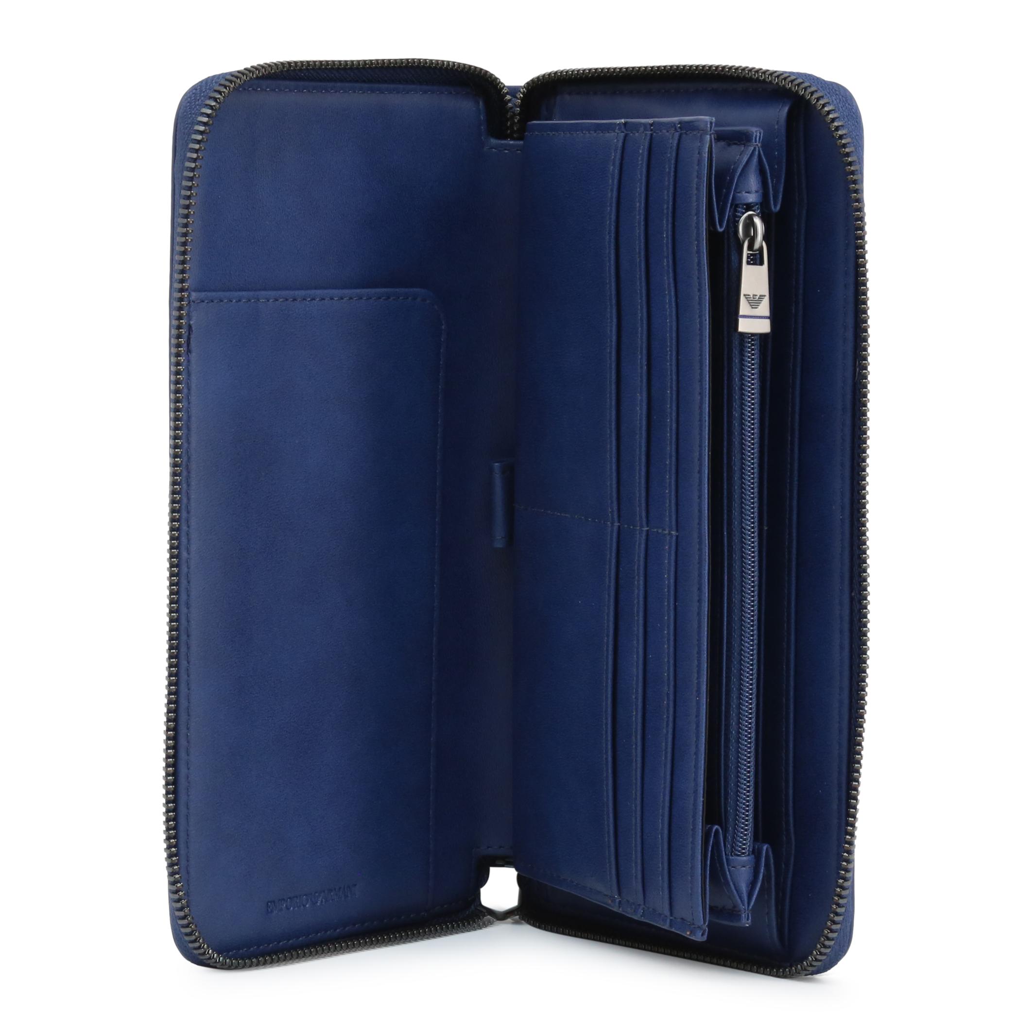 Portofele Emporio Armani Y4R169_YG90 Albastru
