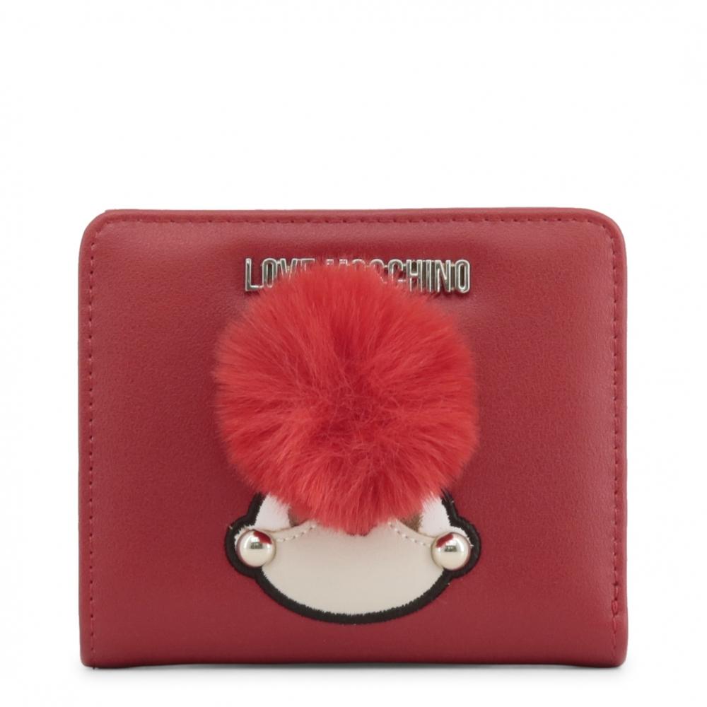 Portofele Love Moschino JC5538PP16LK Rosu