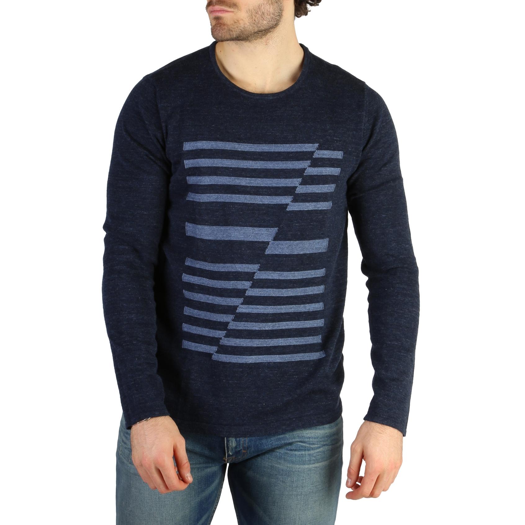 Pulovere Calvin Klein J30J304606 Albastru
