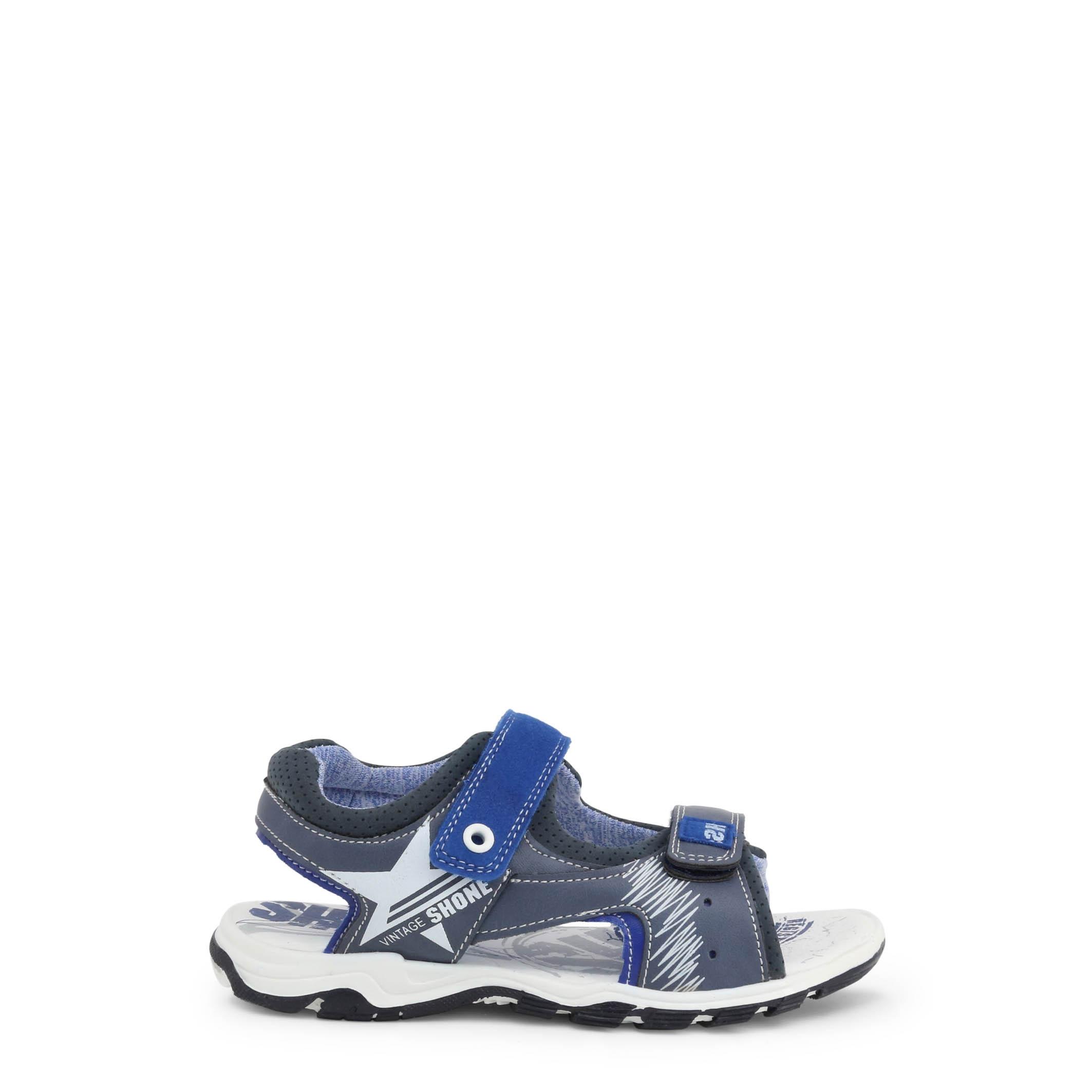 Sandale Shone 6015-027 Albastru