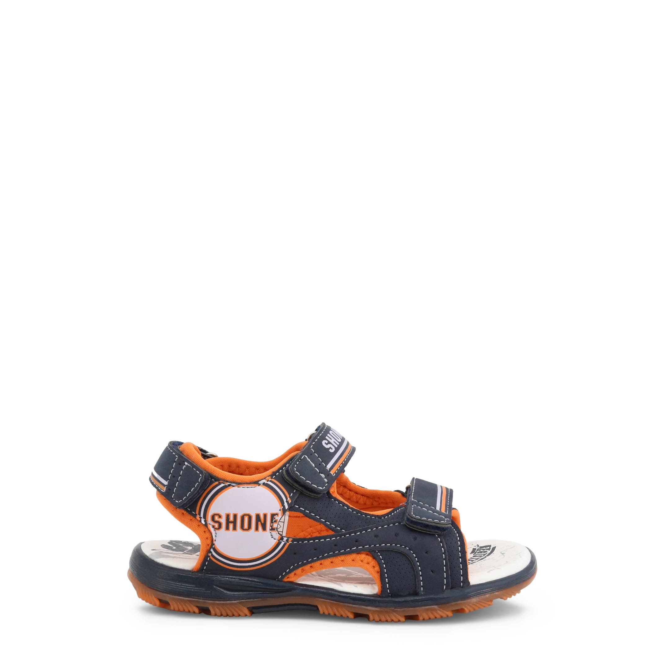 Sandale Shone 6015-028 Albastru