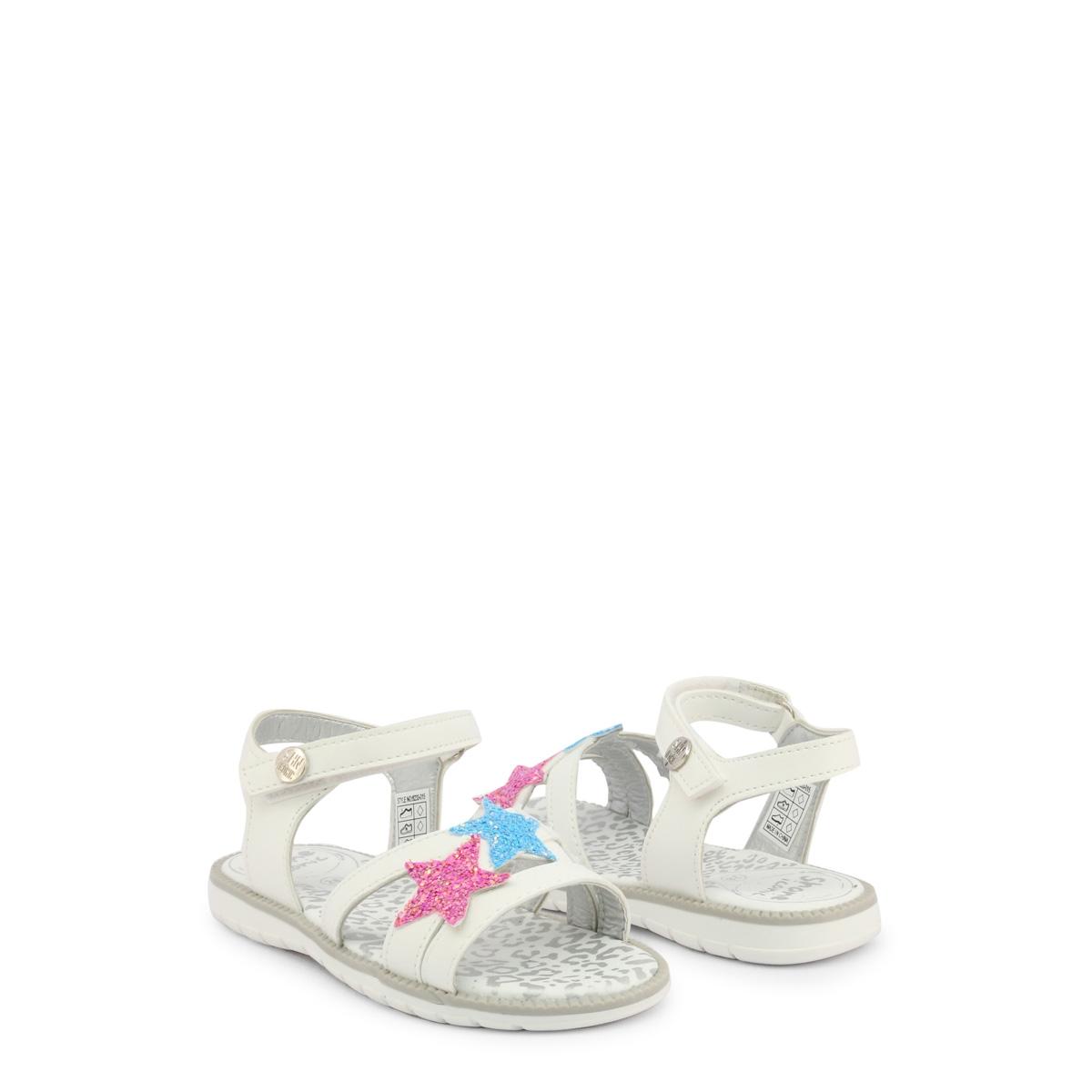 Sandale Shone 8233-015 Alb
