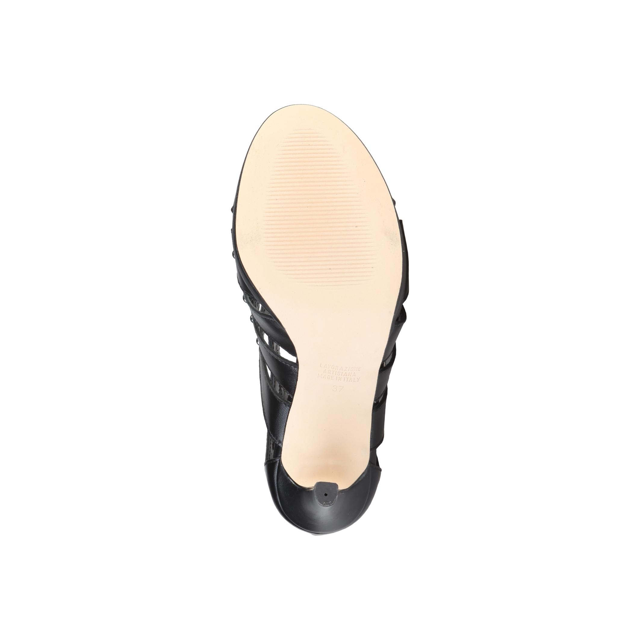 Sandale V 1969 CHRISTIANE Negru