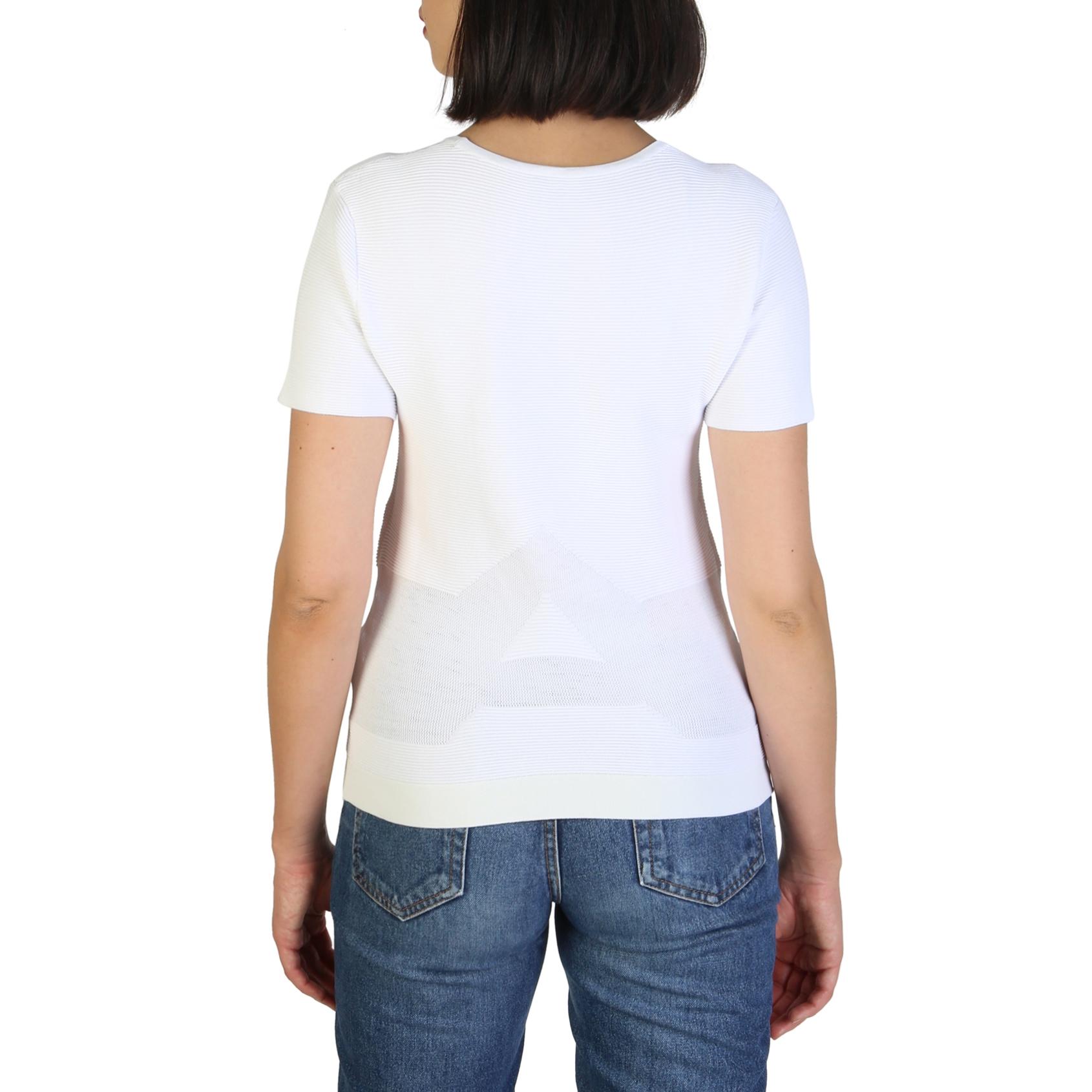 Tricouri Armani Jeans 3Y5M2L_5M22Z Alb
